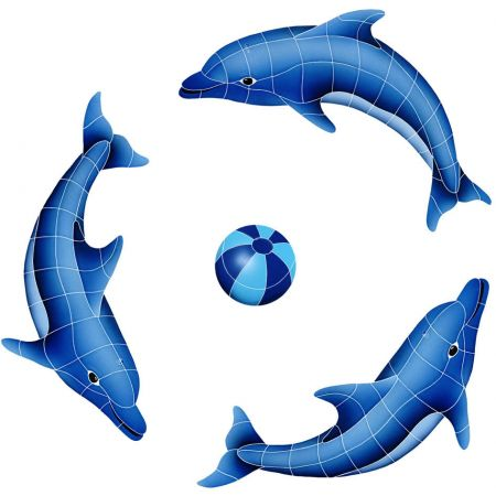 Dolphin Group Blue